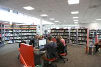 New Brackenhurst Library
