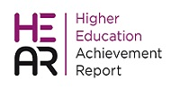 Higher Education Achievement Report logo
