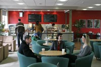 The Cafe, Clifton Campus