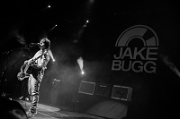 Jake Bugg - Credit: Local artist Jake Bugg. Image by Kmeron, 2013, licensed under CC BY-NC-ND 2.0