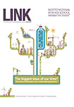 Link magazine - Spring 2013 cover image
