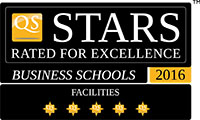 5 QS Stars for Facilities