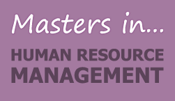 Master's in Human Resource Management