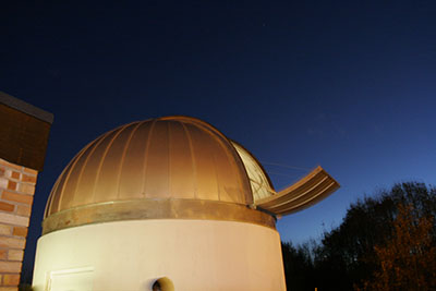 The Trent Astronomical Observatory