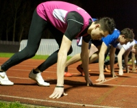 athletics club training