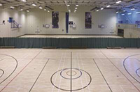 Lee Westwood Sports Centre Sports Hall