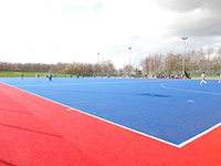 Lee Westwood Sports Centre All Weather Pitch