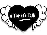 Time to Talk graphic