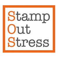 Stamp out Stress logo