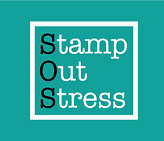 Stamp out Stress logo 2018