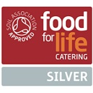 Food for life Silver logo