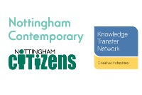 Logos of Nottingham organisations involved with the debate