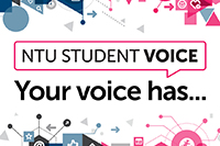 Your voice has logo