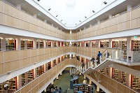 Boots library nottingham trent university