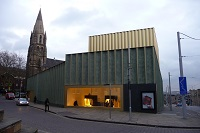 Nottingham Contemporary - Credit: Nottingham Contemporary by John Lord, 2013, licenced under CC BY 2.0