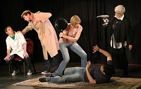 Amateur Dramatics - Credit: Image by Stuart Anthony, 2011, licensed under CC BY-NC-ND 2.0