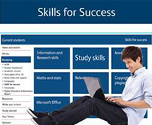 Skills for success logo