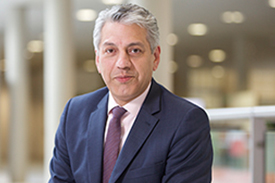 Baback Yazdani - Dean of Nottingham Business School