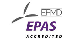 Nottingham Business School gains EPAS accreditation