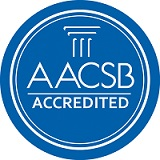 AACSB Accredited logo