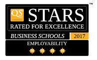 5 QS stars for Employability