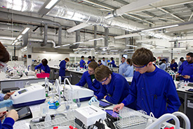 Facilities Science And Technology Nottingham Trent