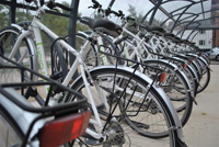 Ucycle Bikes at Brackenhurst Campus